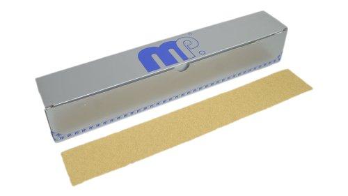 """Preisvergleich Produktbild MP Feilenstreifen """"Gold"""" 70x450mm P120 (100st.)"""