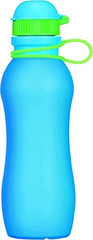 Trinkflasche Viv Bottle 3.0,Volumen ca. 500 ml, blau (Viv & Ingrid Runde Ohrringe)