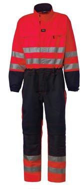 HELLY HANSEN WORKWEAR 34-076670-169-56 - MONO  UNISEX  COLOR ROJO  TALLA 56