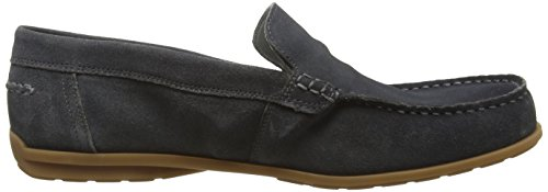 Fretz Men Sorrento, Mocassins homme Bleu - Blau (62 denim)