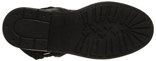 Les Tropéziennes Loutre, Damen Biker Boots Schwarz (Noir)