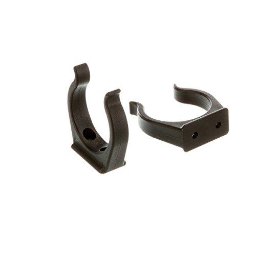MARE MOSSO Clips für Schlauch Paddel Bootshaken | Ø 20 -45 mm, Durchmesser:40 mm