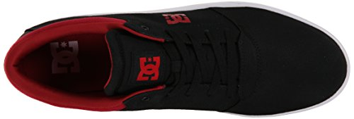 DC Shoes  Crisis TX, Basses homme Black/Red