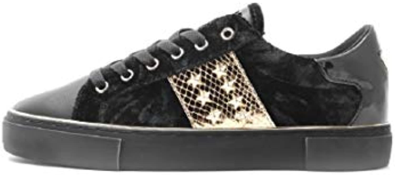 Guess Scarpa scarpe da ginnastica Donna nero N 36 | Facile Da Pulire Surface  | Scolaro/Signora Scarpa