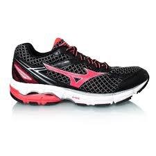 Mizuno Wave Connect 3, Chaussures de Running Compétition Femme Black