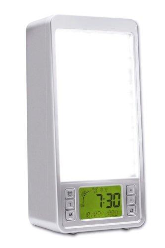 320 System (The Sad Light Hire Company Leuchtwecker Sunrise System SRS 320, 2-in-1 Lichtwecker und SAD Lichtbox)