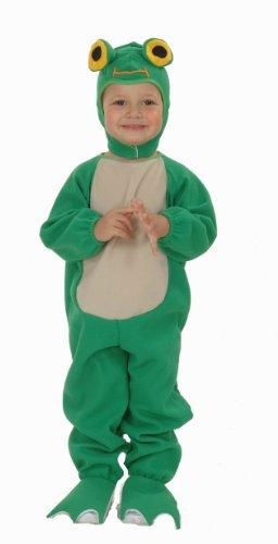 Frosch Kleinkind Kostüm (Kostüm Frosch Kleinkind)