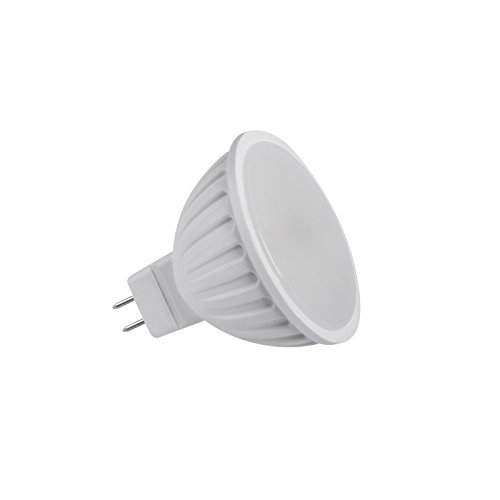 Spot LED GU5.3 7 watt (eq. 40 watt) - Couleur eclairage - Blanc chaud 3000°K