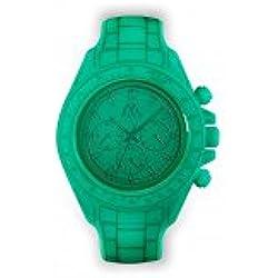 Uhr Marco mavilla digitona grün Smaragd dgt12egde