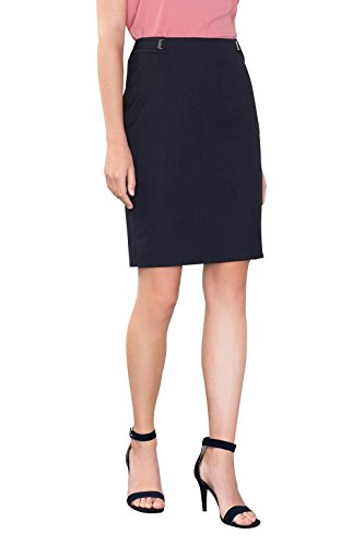 ESPRIT Collection, Jupe Femme Bleu (NAVY 400)