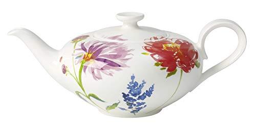 Villeroy & Boch 10-4444-0460 Anmut Flowers Kaffee-/Teekanne, Porzellan