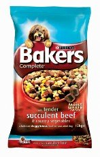 Bakers Bakers Complete Dry Dog Food Adult Beef And Veg 15kg from Bakers