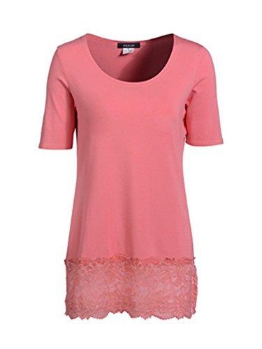 Shirt Longshirt Damen Mocca by J.L. Koralle