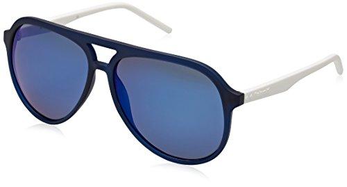 Polaroid Herren PLD-2048-S-RCT-5X Sonnenbrille, Blau (Azul), 59