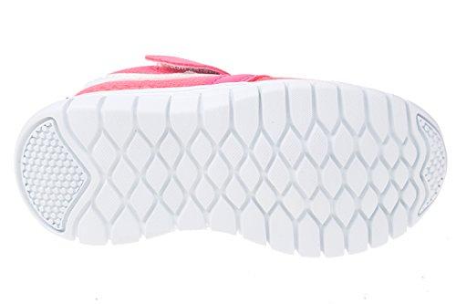 GIBRA® Kinder Sportschuhe, mit Klettverschluss, pink, Gr. 22-35 Pink