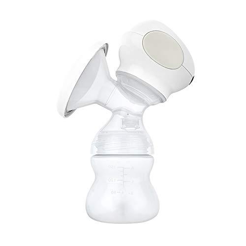 Good store UK Tire-lait électrique,Tire-lait d'allaitement confortable,Single tire-lait pour bébé Recharge USB Massage réglable à plusieurs vitesses Écran LED HD