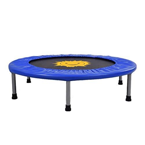 GAINSGALOVE Trampolin - Mini Fitness Trampolin, Indoor/Outdoor Sportgeräte, geeignet für Erwachsene Kinder, Gewicht 130kg