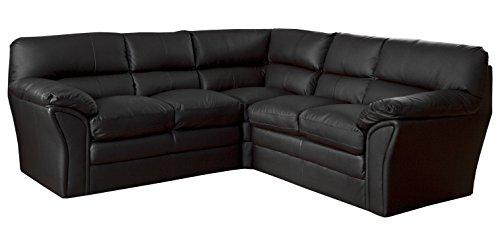 GFD Ausgezeichnete Qualität Mittelgroßer bequem und strapazierfähig Ecke L-förmige Wohnzimmer Sofa, Landlords und Ferienwohnungen -