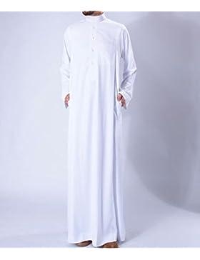 Blanco - cuello para hombre -, 60