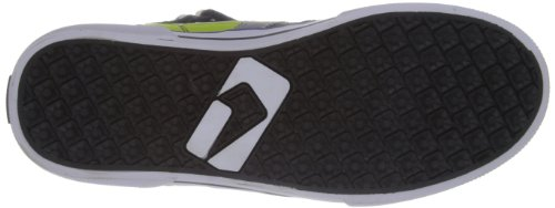 Globe Superfly-Vulcan, Chaussures montantes homme Noir - Schwarz (black/lime 10246)