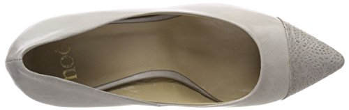 Noe Antwerp Nica Pump, Escarpins Bout Fermé Femme Grau (Cemento/Cemento)