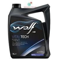 WOLF Olio motore 5 Litri VITALTECH 5W40 5L