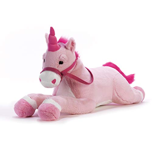 Plush & Company Starlight Unicorno Rosa 90 Cm Animale Peluches Giocattolo 990, Multicolore, 8029956078323