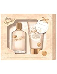 s.Oliver Damendüfte Original Women Geschenkset Eau de Toilette Spray 30 ml + Bath & Shower Gel 75 ml 1 Stk.