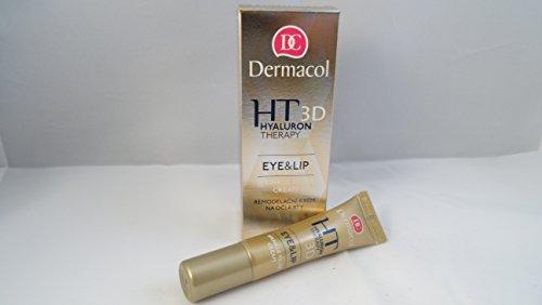 Dermacol Hyaluron Therapy 3D Remodelador Ojos y Labios - 15 ml