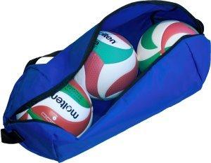 MOLTEN Profesional Bolsa de 3 Balones de Voleibol