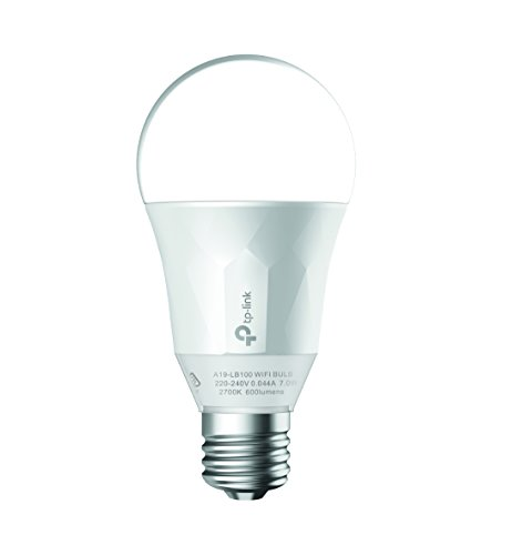 tp-link-smart-led-wi-fi-e27-b22-bayonet-adapter-included-light-bulb-works-with-amazon-alexa-and-goog