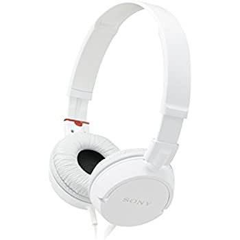 Sony MDRZX100 DJ Bügelkopfhörer weiß