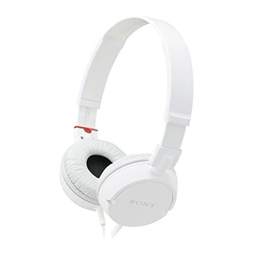 Sony MDRZX100 DJ Bügelkopfhörer weiß Sony Ipod Video