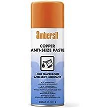 AMBERSIL 30303Cobre Anti-Seize Pasta, 400ml