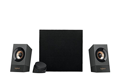 Logitech Z537 - Sistema de Altavoces Multimedia con Bluetooth, Color Negro