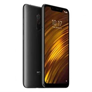 Xiaomi Pocophone F1 Dual LTE 128GB 6GB RAM Black (Global Version