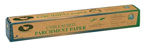 Nouveau papier parchemin écru en rouleau de 71-m² antiadhésif pour un cookie de Beyond Gourmet