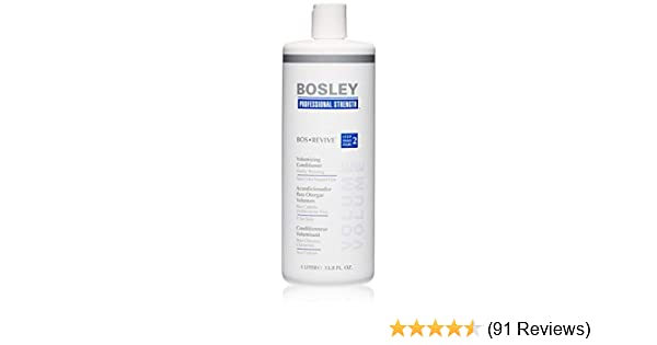 Buy Bosley Professional Strength Bosrevive Conditioner For Non Color Treated Hair 33 8 Oz Online At Low Prices In India Amazon In