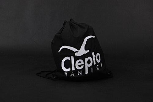 Cleptomanicx True CI Bag Schwarz