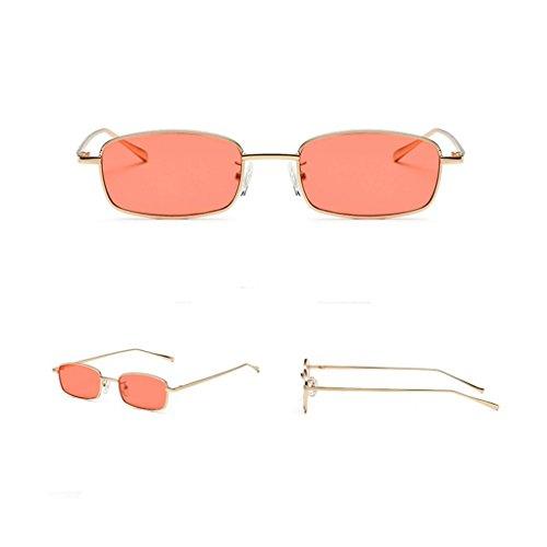 TWBB Retro Mode Reise Strand Kleine Kiste Katzenauge Sonnenbrille (G)