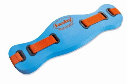 Aquagürtel blau bis 75kg Auftriebshilfe von fashy -