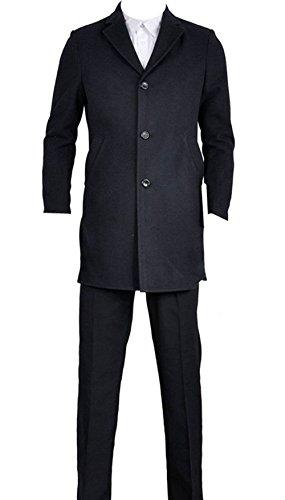 Capaldi Peter Kostüm - Doctor WhoPeter Capaldi Kostüm, Cosplay, Hemd, Shirt, Weste, Hose Gr. Männlich M, As Photos
