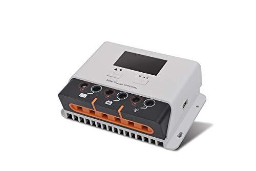 SRNE SR-HP2440N 40 Amp PWM Pro Series 12V / 24V Solar Charge Controller