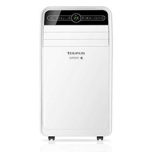 Taurus AC 260 KT Climatiseur portable 3 en 1 1050 W Aluminium