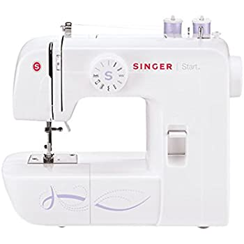 Singer Start 40 Sewing Machine White Amazonin Home Kitchen Best How Did The Sewing Machine Make Life Easier