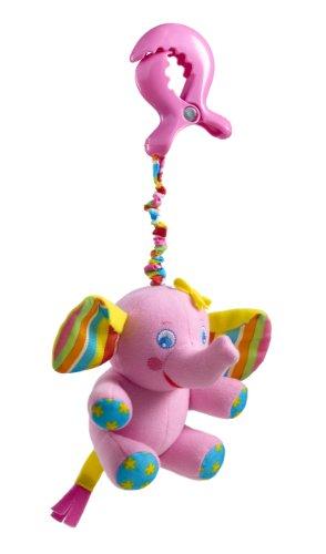 Tiny Love Tiny Smiles Rattle - Elsie Elephant