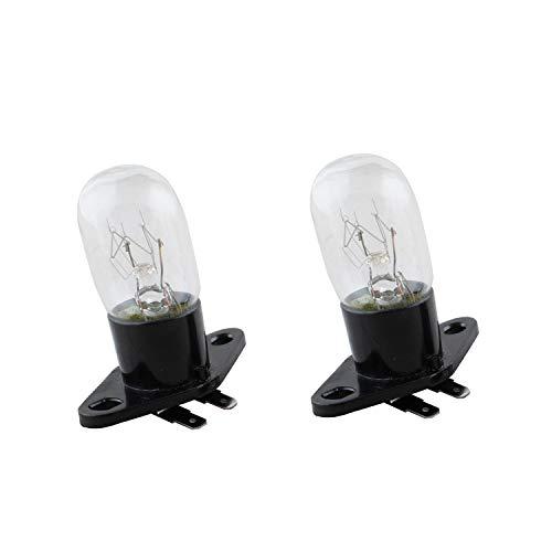 Wadoy-Ampoule universelle pour four à micro-ondes, culot T170, 20W, 240V, compatible avec divers four à micro-ondes