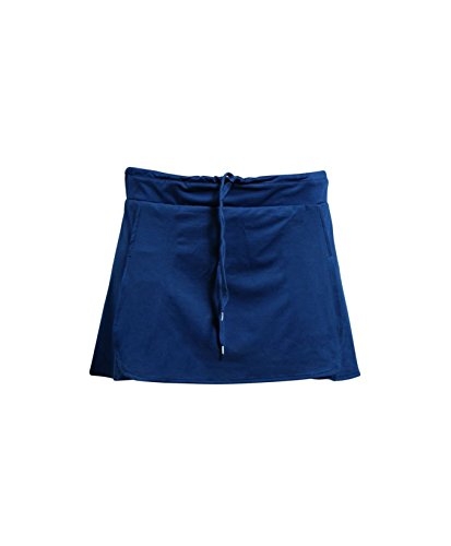 Asioka 97/13 Gonna Pantaloni da Paddle o Tennis, Donna, Donna, 97/13, Marino, L