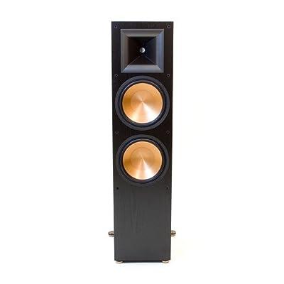 KLIPSCH RF7 II BLACK coppia diffusori da pavimento in promozione su Polaris Audio Hi Fi