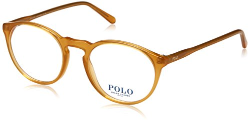 cercare ultima selezione risparmia fino all'80% Polo Ralph Lauren 0PH2180, Monturas de Gafas para Mujer, Marrón (Honey), 52